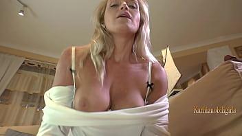 Hot German Blonde